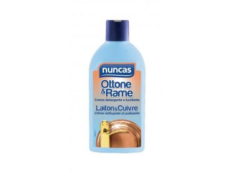 Nuncas Crema Ottone e Rame 250 ml