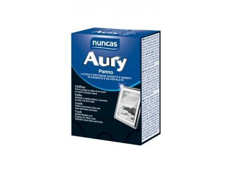 Nuncas Aury Panno argento