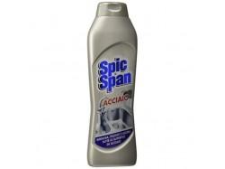 Spic e Span crema acciaio 500 ml