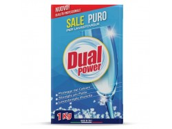 Dual Power Sale Lavastoviglie 1 Kg