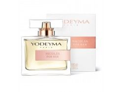 Yodeyma Nicolas for her 100 ml