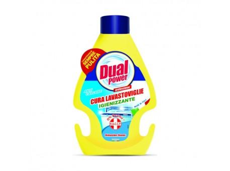 Dual power cura lavastoviglie igienizzante