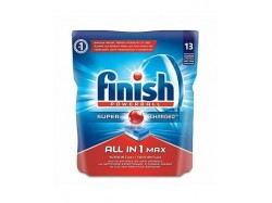 Finish tabs lavastoviglie 13pz