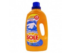 Sole detersivo lavatrice con bicarbonato 28 lavaggi