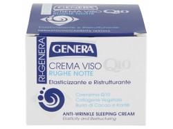 Genera crema viso Q10 rughe notte 50ml