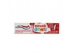 Aquafresh dentifricio con fluoro 1-5 anni 50ml