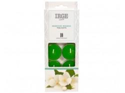 Irge candele profumate muschio bianco 10pz