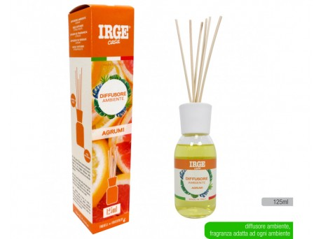 Irge diffusore ambiente Agrumi 125ml