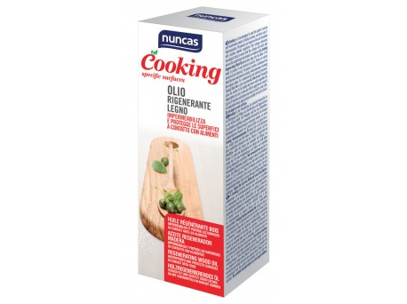 Nuncas cooking olio legno 175ml
