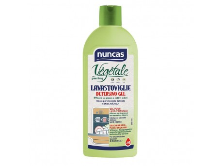 Nuncas vegetale lavastoviglie gel 500ml