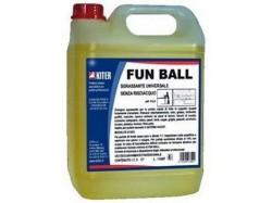 Fun Ball detergente sgrassante 5 lt