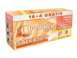 SALVASLIP TRIPIEGATO ORCHIDEA 20 PZ